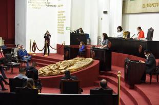 Por contingencia sanitaria, diputados de Hidalgo harán sesiones virtuales
