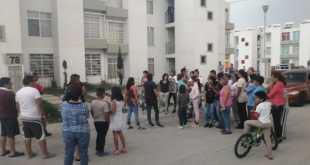 Evitan una pelea entre vecinos de fraccionamiento en Tizayuca