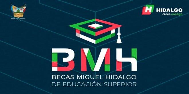 Gobierno de Hidalgo adelanta cuatro meses de Becas