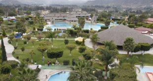 Hidalgo balnearios parques acuáticos cerrados