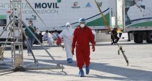 En un mes, van 87 casos y 14 muertes por Covid-19 en Hidalgo