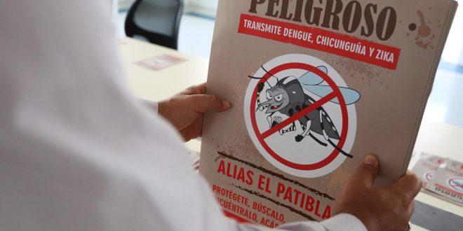 La Huasteca de Hidalgo registra 30 contagios de dengue