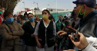 Sin agresiones vs personal de Salud en la región Tulancingo, afirman
