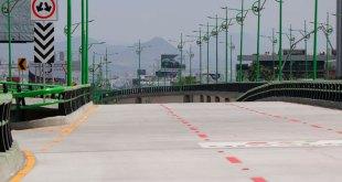 Hoy inauguran la segunda fase de la Supervía Colosio en Pachuca