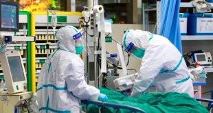Al menos 96 mil muertos por coronavirus en el mundo