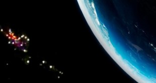 Registra Estación Espacial Internacional OVNIs hacia la Tierra (VIDEO)