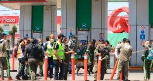 Informa Profeco sobre operativo en gasolinera de Pachuca