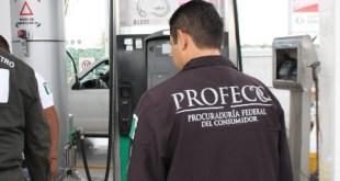 Gasolinera de Huasca se negó a ser verificada por Profeco