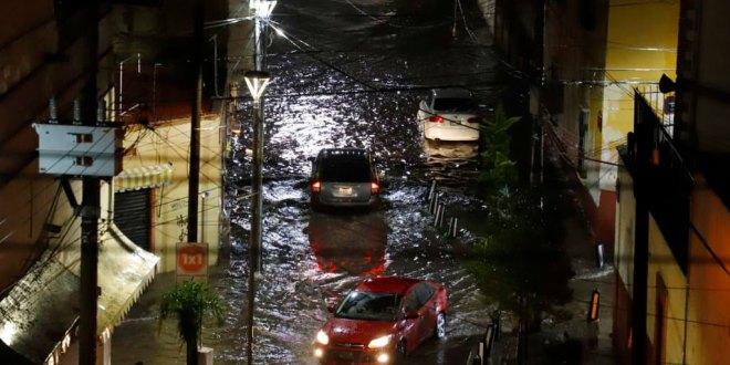 Este lunes se prevén lluvias fuertes en municipios de Hidalgo