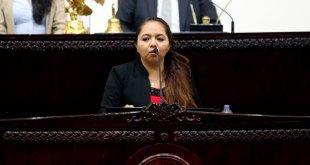 Diputada de Hidalgo donará mitad de sueldo; esperan se sumen más legisladores