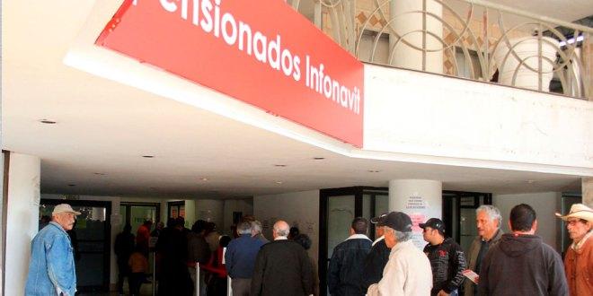 Habilita Infonavit retiros en línea para pensionados desde 2012