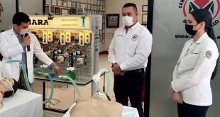 Crean en México respirador para ayudar hasta seis personas al mismo tiempo