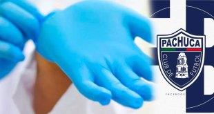 Donarán los Tuzos 5 mil guantes a personal médico