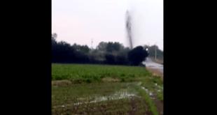 Se registra fuga de hidrocarburo en Tezontepec de Aldama