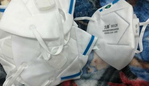Pagan 6 mil pesos por cubrebocas en Salud de la CDMX