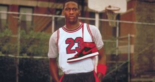 Pagan más de 13 millones de pesos por tenis de Michael Jordan