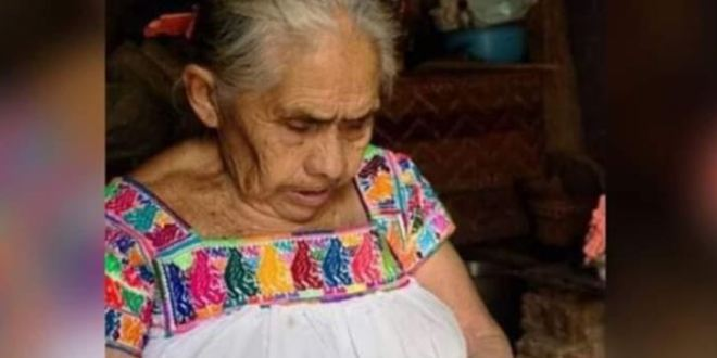 Falleció Josefina Tavera, la creadora del primer tenango