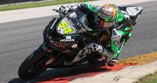 Richie Escalante, dominador en el regreso de MotoAmerica