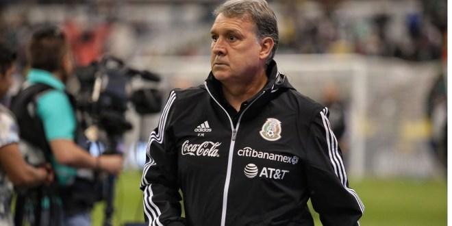 Empezará Gerardo Martino de cero con el Tricolor