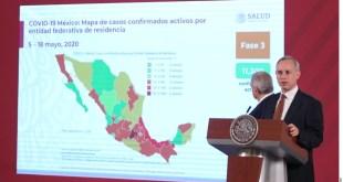 Urgen López-Gatell y AMLO a no relajar sana distancia