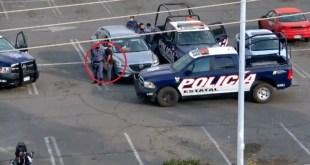 Detienen a dos por portación de arma larga, en Tulancingo