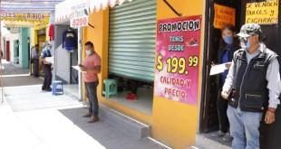 Por Covid-19, digitalizarán negocios para vender a domicilio en Tizayuca