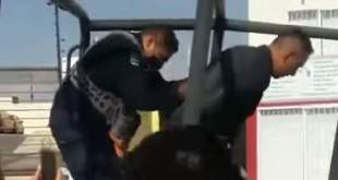 Retienen a agentes de Tizayuca; omitieron detención, acusan