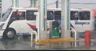 Pese a Covid-19, autobuses de Tizayuca circulan con exceso de pasaje