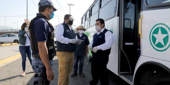 Semot ha sancionado a 200 unidades de transporte público: titular