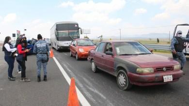 ¿Qué autos no circulan este sábado en Hidalgo?