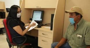 Asesora Secretaría del Trabajo a 2 mil 468 trabajadores por contingencia