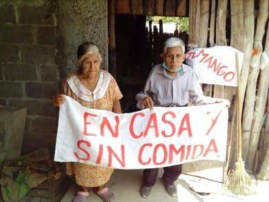 Deja Covid-19 sin alimento a pobladores de Tlanchinol, piden ayuda