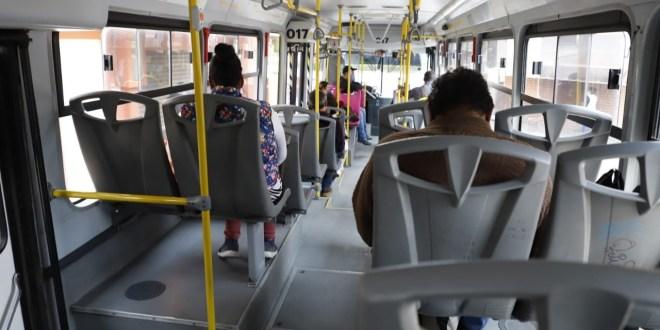 Incrementa pasaje en transporte público 13% tras el Hoy no Circula