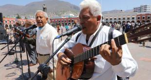 Tras manifestación, dan apoyo a músicos de Hidalgo