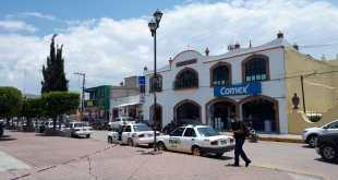 Desacatan los no esenciales la orden de cerrar, en Tlaxcoapan
