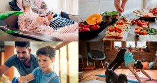 Recomendaciones de actividades en casapara este Fin de Semana