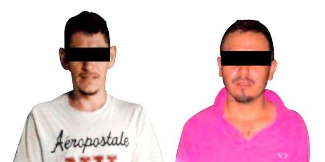 Detienen a dos sujetos por balacera en La Misión