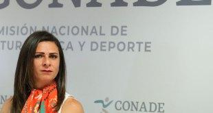 Denuncian a Ana Guevara por extorsión ante FGR