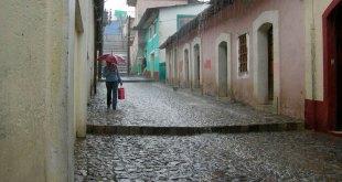 Intensidad presencia lluvias bajarán viernes