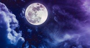 Habrá luna llena y lluvia de meteoritos el 7 de mayo