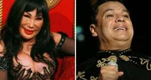 Cuenta Lyn May detalles de su romance con Juan Gabriel