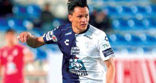 El futuro de Denil Maldonado con Pachuca, en vilo por la pandemia