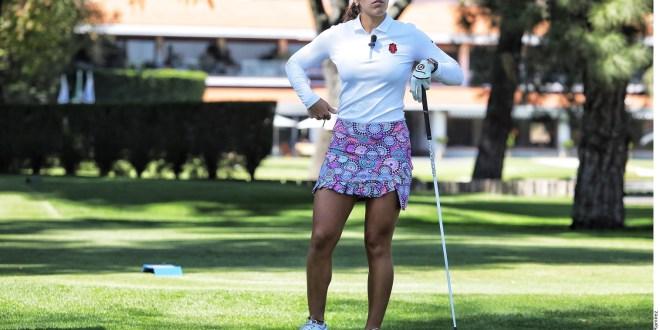 Regresa María José Fassi a la actividad en el golf