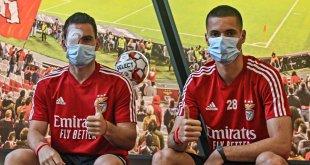 heridos ataque camión Benfica