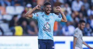 Ponen a goleador histórico del Pachuca en top ten
