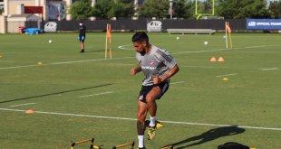 Presume Franco Jara nuevos colores con el FC Dallas