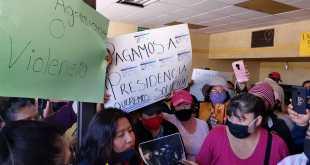 Tianguistas de Tlaxcoapan denuncian agresiones de policías