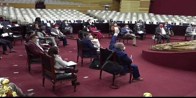 Congreso de Hidalgo aprueba la Ley de Amnistía estatal