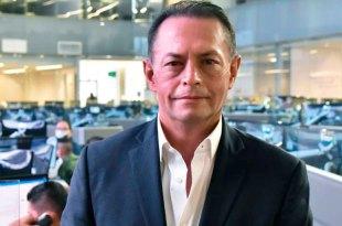 Nombran a Ricardo Reyes coordinador general del C5i de Hidalgo