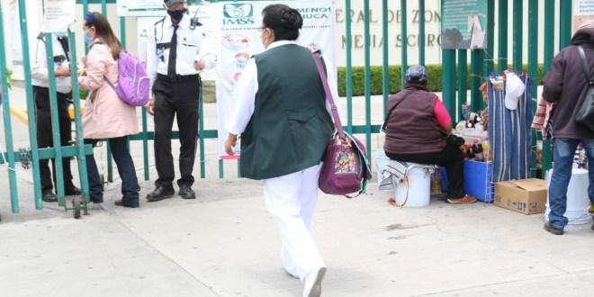 Asignan a doctora del IMSS Hidalgo a áreade alto riesgo; se ampara
